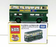 TOMICA TOY'S DREAM PROJECT TDP LONDON BUS 1/130 TOMY 95 DIECAST CAR NEW