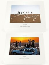BTS SUMMER PACKAGE IN DUBAI 2016 :DVD+192p Photobook+2Posters+2Posters+Sticker+