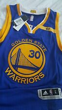 Stephen Curry 2016-17 Golden State Warriors Authentic Pro Cut NBA Jersey Sz L+0