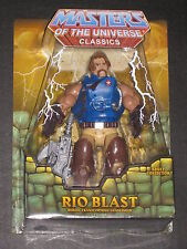 MASTERS OF THE UNIVERSE CLASSICS RIO BLAST FIGURE MOTU ETERNIA MEMBER SOLD OUT
