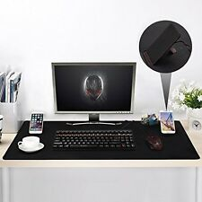 "Large Gaming Mouse Pad/Mat Desk Pad, Jelly Comb 34""x23"" Extended Mousemats with"