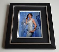 Rosamund Pike SIGNED 10X8 FRAMED Photo Autograph Display James Bond Film TV COA