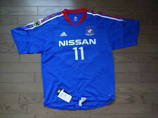 Yokohama F. Marinos #11 Sakata 100% Official Soccer Jersey 2005 Home J-League O