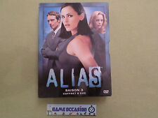 ALIAS SAISON 3  TOUCHSTONE HOME ENTERTAINMENT COFFRET 6 DVD