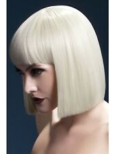Lola Wig New Adult Halloween Cristmas Womens Sexy Look Accessorie Fever Blonde