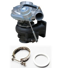T3/T4 T3 V-Band Turbo Charger .63 /.48 with Internal wastegate Turbocharger