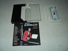 RICHARD CLAYDERMAN K7 AUDIO FRANCE COULEUR TENDRESSE