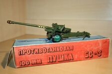 Skale 1:43  USSR RUSSIAN MILITARY BS-3 100mm  Dicast