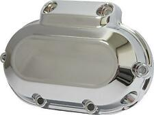 HardDrive Transmission Side Cover (Smooth Chrome) 6-Speed 06-Up Harley 302226