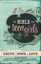 NIV Bible For Teen Girls Hardcover BRAND NEW