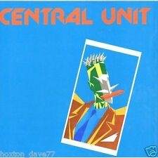 CENTRAL UNIT Central Unit LP reissue ITALY 1983 Electronic EXPERIMENTAL New Wave