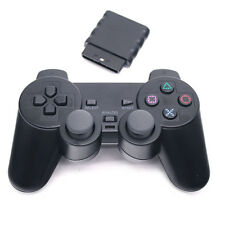 2.4G Wireless Dual Vibration Gaming Gamepad Controller Joystick for Sony PS2