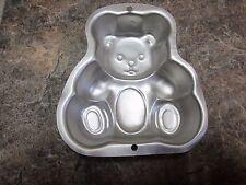 Mini Teddy Bear Cake Pan, Small Panda Single