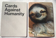 5 Cards Against Humanity Sloth Cards from Hawaii 2! **Final Sloth Card sale**
