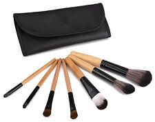 Glow 7 Makeup Brushes Set in Black Case
