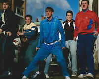Paul Anderson 'Signed' The Firm West Ham ICF 10x8 Photo AFTAL