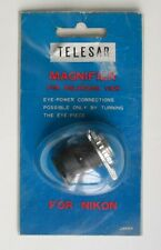 Telesar Magnifier For Nikon for Enlarging View Eye-Power Corrections (NEW)