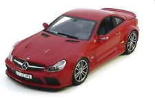 Mercedes - Benz SL63 AMG MAISTO SPECIAL EDITION Diecast 1:18 Scale Red