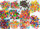200X Star Heart Various Charms Beads Rainbow Rubber Loom Bands Bracelet Kits