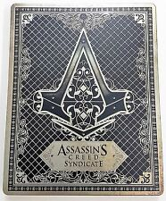 Assassin's Creed Syndicate Steelbook Case - New - NO GAME