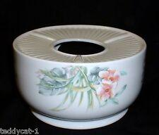 Seltmann Weiden BIANCA-MARIA Blumendekor ~  Stövchen / Teelichtwärmer