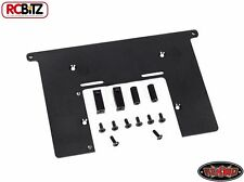 Electronics Top Plate Servo Battery Mount Trail Finder II TF2 METAL Screws Tray