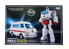 Transformers mp30 Ratchet Action Figure Masterpiece G1 Toy