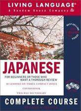 Japanese Complete Course: Basic-Intermediate, Compact Disc Edition LLR Comple