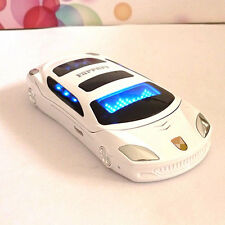 F15 Unlocked mini sports car model mobile phone Dual Band Dual SIM MP3 phone