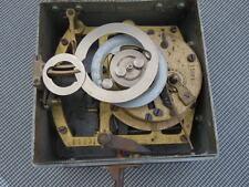 Constateur Habicht colombophile pigeons voyageurs Horloge mécanique vers 1925