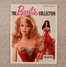 Barbie Collector CATALOG Holiday Barbie HOLIDAY GIFT GUIDE 2015