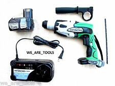 Hitachi DH18DL 18V SDS Rotary Hammer Drill, (1) EBM1830 Battery, Charger 18 Volt