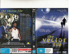 The Vector File-2002-Casper Van-Dien-Movie-DVD