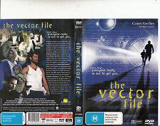 The Vector File-2002-Casper Van-Dien-Movie-DVD