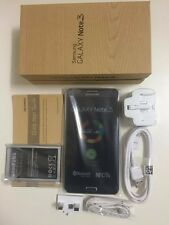 Samsung Galaxy Note 3 SM-N9005 Jet Black 16GB- Brand new -unlocked. UK SELLER