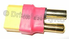 XT90 Female LiPo Connector Plug to XT150 Male Adapter Version 1 6mm 150 Amps
