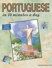 PORTUGUESE in 10 minutes a day® Kristine K. Kershul Paperback