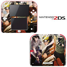 Vinyl Skin Decal Cover for Nintendo 2DS - Naruto Shippuden 1