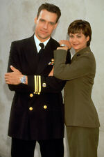 David James Elliott & Catherine Bell (14838) 8x10 Photo