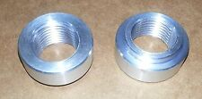 """1/2"""" NPT Weld Bung Billet Aluminum chopper  MADE IN THE USA. not imported JUNK"""