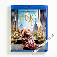 The King and I Blu-ray/DVD New 3-Disc Set (Includes Digital HD) Yul Brynner