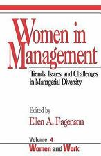 Women in Management: Trends, Issues, and Challenges in Managerial Dive-ExLibrary