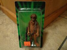 2000 HASBRO--STAR WARS JEDI QUEST KIDS CLUB--CHEWBACCA FIGURE (NEW)