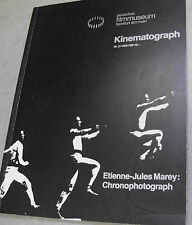 Kinematograph 2 (1985) mit Reprint ETIENNE-JULES MAREY Chronophotograph & Anhang