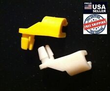 FORD TRUCK F SERIES Door / Tailgate LOCK CABLE RETAINER CLIPS 1974 to 2015 TG16