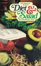 The Vegetarian Guide to Diet and Salad by N. W. Walker (1995, Paperback,...