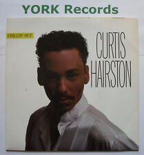 "CURTIS HAIRSTON - Chillin' Out - Excellent Condition 7"" Single Atlantic A 9335"