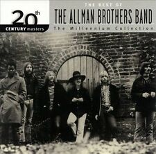 THE ALLMAN BROTHERS BAND 20th CENTURY MASTERS