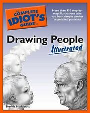 The Complete Idiot's Guide to Drawing People Illustrated (Complete Idiot's Guid