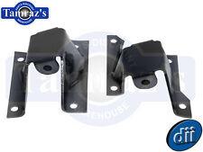 58-64 Chevrolet Full Size Engine Frame Mounts - Pair New